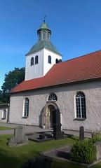 Sdra Vings kyrka (Ulricehamns kommun) Tags: kyrka ulricehamn kyrktorn medeltidskyrka hkerum sdraving medeltidakyrka vingtten vingten