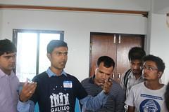 NAGSS Trainer Facilitating Workshop Participants