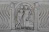 gli abbracci (Alberto Cameroni) Tags: pisa campodeimiracoli camposanto sarcofago bassorilievo abbraccio famiglia leica leicaxtyp113 poesia karinboye