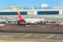 Iberia A346 (MEX) (ruimc77) Tags: nikon d810 tamron sp 70200mm f28 di vc usd aviation aviación aviacion aviacao aviação spot spotting plane airplane aircraft avion avión aviao avião aeronave airport transport transporte ecjpu airbus a340642 a340 340 a346 346 340642 340600 a340600 iberia mexico city international mex mmmx aicm cdmx df méxico benito juarez aeropuerto internacional terminal 1