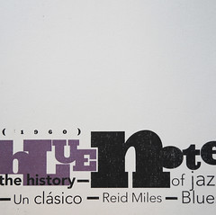 Blue Note (DG_marian) Tags: tipografia longinotti diseñografico typedesign