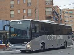 Iveco Bus Crossway 290 de Costa azul (Bus Box) Tags: autobus bus iveco crossway murcia 290