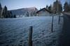 New Year's Eve Hike (Toni_V) Tags: m2402726 rangefinder digitalrangefinder messsucher leica leicam mp typ240 35lux 35mmf14asph 35mmf14asphfle summiluxm hiking escursione randonnée wanderung rossberg wildspitz goldauerbergsturz dof bokeh frost winter rigi rigikulm schwyz silvester switzerland schweiz suisse svizzera svizra europe ©toniv iso2500 2016 161231 fence zaun