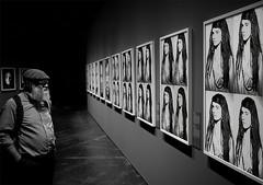 Warhol style (kuburovic.natasa) Tags: popart littlehappiness bw local gallery people exploring