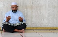 Asia - Malaysia / Kuala Lumpur (RURO photography) Tags: maleisië malaysia kualalumpur capital capitale hoofdstad stad moslim muslim mosque moskee minaret allah sluier hoofddoek isalmitisch islamitic