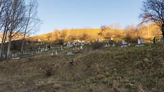 Islamic Cemetery - Brod (Tom Peddle) Tags: kosovo kosova brod брод gora gorani people canyon islamic cemetery