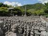Adashino Nenbutsu-ji Stone Buddhas, Adashino Nenbutsu-ji temple, Kyoto (Coto Language Academy) Tags: nihongo japanese japan jlpt katakana hiragana kanji studyjapanese funjapanese japonaise giapponese japones japanisch 日本 japaneseschool cotoacademy adashinonenbutsuji stonebuddhas ⠀