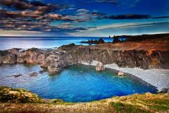 Bonavista Rocks, Bonavista, Newfoundland (klauslang99) Tags: nature naturalworld northamerica canada newfoundland bonavista rocks ocean atlantic klauslang water sea