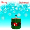 Merry Christmas! (Roy of Floremheim) Tags: lego moc creation build christmas tree ornament decoration round design collection