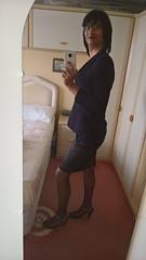 WP_20170116_11_40_10_Rich (Katie Savira) Tags: satinskirt sissy crossdresser secretary