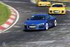Audi R8 V10 Group @ Nordschleife Brünnchen Trackday (Christian Keller - www.ckphotos.de) Tags: trackday perfektionstraining audi r8 audir8v10 r8v10 v10 nordschleife panning panningshot nürburgring nürburg combo wallpaper vroom highres highspeed speed car canon7d canon7dmkii eflens blue yellow yellowcar racetrack racecar 2016 auto automobil automotive audiforum autounion ingolstadt quattrogmbh quattro audisport