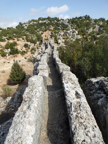 Olba - aqueduct. (4)