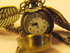 jewellery (tamaralenczuk) Tags: harry potter snitch golden pocket watch steampunk clogs time