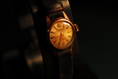 My very first watch (Lenaprof) Tags: 7daysofshooting week29 imitations wornandweatheredthursday smileonsaturday objectsofsentimentalvalue