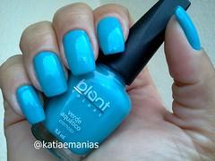 Verde Aquático (Blant Colors) (katiaemanias) Tags: blantcolors katiaemanias esmalte esmaltes polish nailpolish cremoso unhas unha nails nail