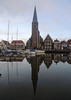 Harlingen portrait (Richard Leese) Tags: frisian frisia netherlands friesland holland travel boat harbor harbour ship ships north europe town urban water scenery outdoors