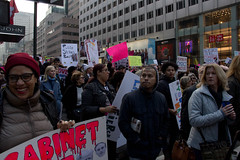 Women's March (slightheadache) Tags: 21january2017 5thavenue nyc trump womensmarch protest women