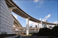 Japan : Day 2 of 23 : 23 Dec 2016 (Rey.M) Tags: tokyo japan zeiss carlzeiss bridge rainbow rainbowbridge tokyorainbowbridge