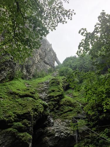 Liechtensteinklamm in St. Johann im Pongau