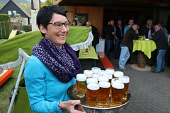 Ein Bier das macht den Durst erst schön!