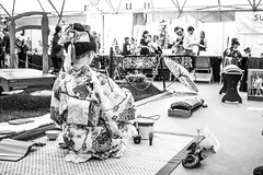 Festival Dell'Oriente 2015 (Shadowgate) Tags: bw milan festival army tea traditional spice ceremony monk buddhism flute maiko geiko clay spices geisha singer bollywood oriente tradition oriental orient baked 2015 novegro