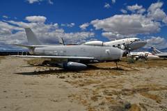 F-86F Sabre s/n 55-3916 (skyhawkpc) Tags: sabre douglas skyray skytrain c117dr4d8 tiger 012431 124587 138647 accompoundsouthofarmitage 553916 1998 airfoto n31310 navalarticresearchlaboratory northamerican f86f f11bf11f1f f4d1 xf4d1 chinalake joecupido copyright navy naval usn usnavy aircraft aviation 145072 airplane derelict military