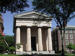Manning Chapel, Brown University (Providence, RI)