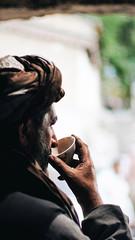 the usual sip of tea (M Yasir B.) Tags: portrait streets 50mm candid freeze shadowplay khan turban greentea chai sip pathan quetta balochistan chaiwalla ziarat pyala streetdreamsmag