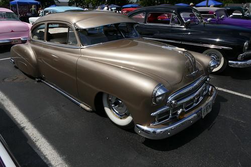 1949 Chevrolet Fleetline (bballchico) Tags: chevrolet custom 1949 fleetline mikemorris customcarshow customcarrevival
