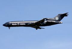 XC-NPF (JBoulin94) Tags: usa john virginia washington airport dulles iad international va boeing federal policia 727 kiad 727200 boulin xcnpf