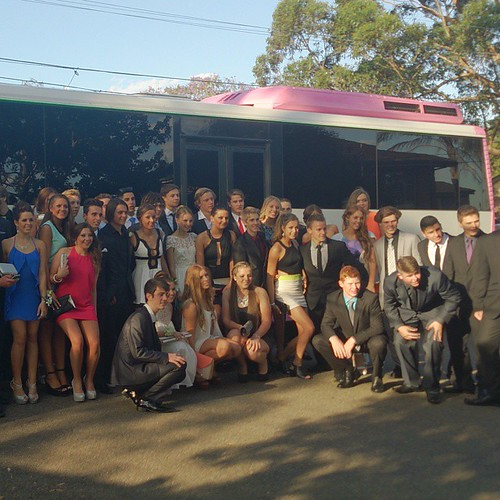 School Formal last year. Have you booked your #SchoolFormalBus yet?