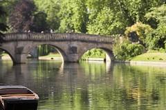 Clare Bridge (Scudamore's Punting Cambridge) Tags: bridge cambridge summer college river university clare cam punt scudamores
