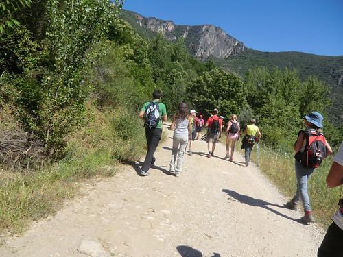 Fotografía Paquita Valdi Marcha 391 27 y 28 de Junio Parque Natural de la Encina de Lastra Ourense 2 (5)