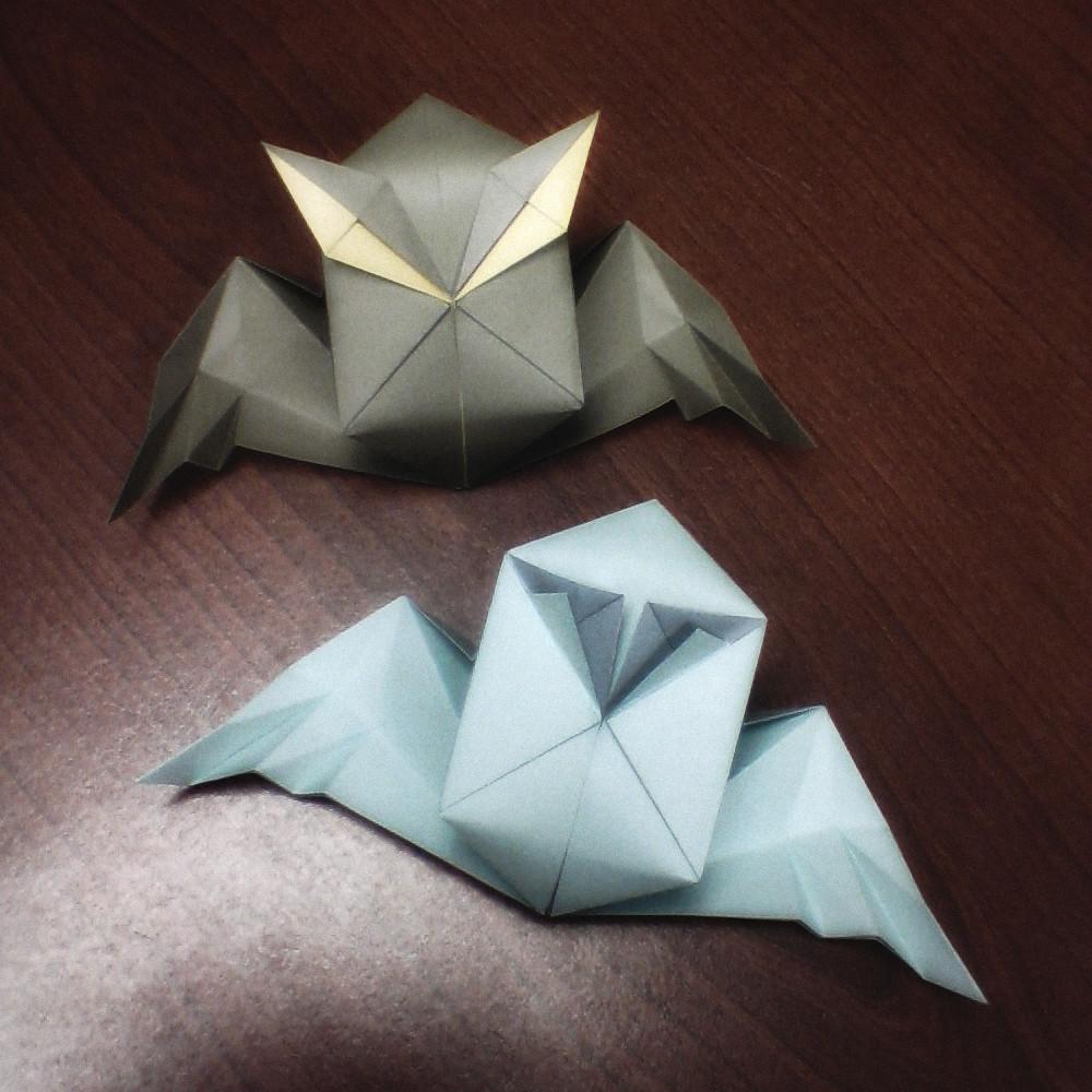 Inflatable Origami Pig Diagram