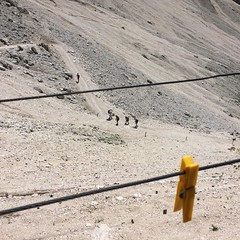moon laundry (goodwines) Tags: mountain hiking trentino fassa campitellodifassa trentinoaltoadige