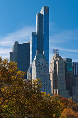 Midtown From The Park (SamuelWalters74) Tags: newyorkcity newyork unitedstates centralpark manhattan places midtown essexhouse one57