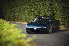 RX7 (R.K_photography) Tags: car japan nikon automotive mazda rx7 jdm carporn d610