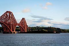 Inchgarvie - Island or Battleship? (scrumsrus) Tags: uk sea history island scotland fife battery forth historical defense worldwar2 lothian firth worldwar1 firthofforth forthbridge southqueensferry northqueensferry inchgarvie andystuart wardefenses andystuartphotography