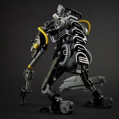 THR-01 Droid (Marco Marozzi) Tags: lego legomech legodesign logomecha moc mecha mech marco marozzi droid droneuary robot