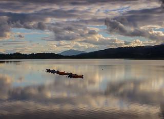 Clearing Skies, Loch Insh