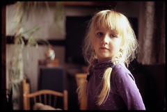 8th of October 2016 (Paul of Congleton) Tags: diary october 2016 katherine katie girl child childhood family home domestic myeverydaylife olympus om4ti 35mm fujichrome sensia colour slide transparency film