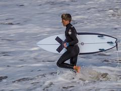 Young Surfer (Jose Matutina) Tags: beach california huntingtonbeach ocean olympus orangecounty pacific sea surfboard surfer surfing water wave young youth