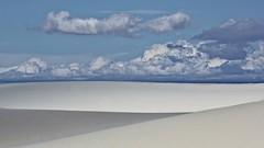 Building Clouds over White Sands (Alan Amati) Tags: amati alanamati america american usa us southwest sw nm newmexico alamagordo white whitesands whitesandsnationalmonument sand sands clouds landscape topf25 topf50 topf75 topf100