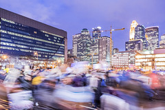 Minneapolis Protest Against Immigration Ban (Tony Webster) Tags: minneapolis minnesota muslimbanprotest noban nowall refugeeswelcome trump antitrumpprotest downtownminneapolis immigrationprotest protest resist streetprotest unitedstates us