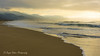 Limatour Beach (mirahu) Tags: cliffs clouds dawn fishing fog hills mist morning ocean serene sillouette sunrise surf waves sports