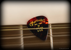 The Weight - Pulled into Nazareth (zendt66) Tags: zendt66 zendt nikon d7200 nikkor 60mm macromondays music inspired inspiredbyasong martin guitar pick theband theweight song
