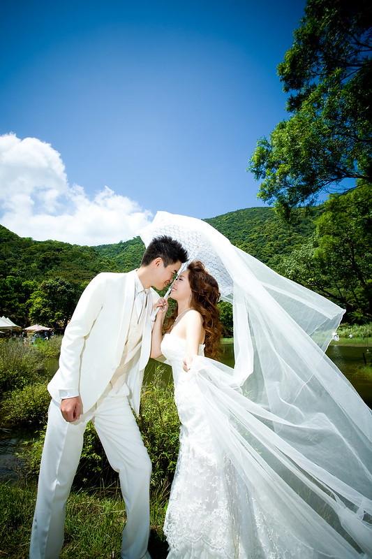 九份,夢湖,新人婚紗,東北角,婚紗攝影