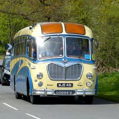 Bedford S Duple Vega 1956 P1180990mods (Andrew Wright2009) Tags: ipswich felixstowe run suffolk england uk cars automobiles classic historic heritage vehicle bus coach bedford s duple vega 1956