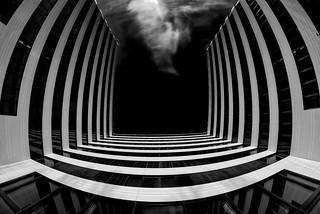 Architecture in b&w #8