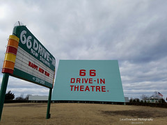 66 Drive-In Theatre - Route 66